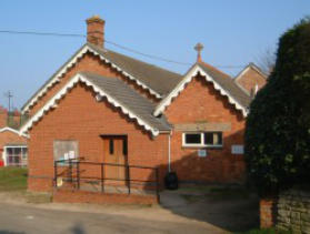 Castle Bytham Village Hall, Pinfold Lane