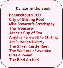 For 60 years, since 1955, a great many people have enjoyed the experience of Scottish country dancing at the vibrant Sheffield RSCDS Branch. To celebrate this, The Third Sheaf Collection contains 12 new dances devised by Branch members.  The accompanying CD features Yorkshire-based Neil Barron & his Scottish Dance Band.